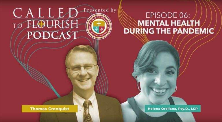 Episode 6: Mental Health During the Pandemic