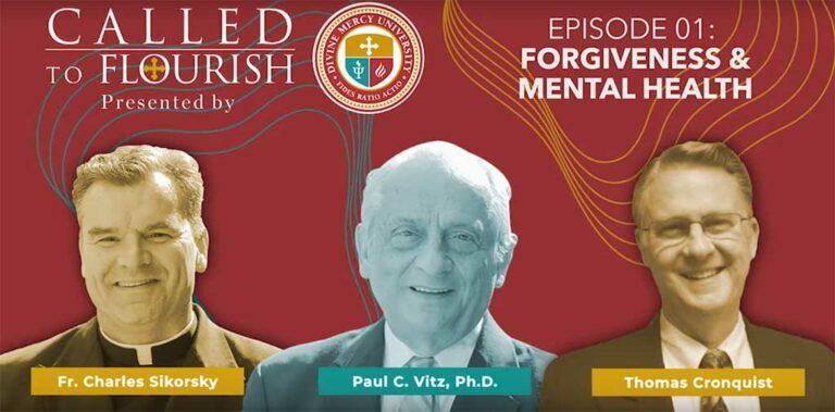 Episode 01: Forgiveness & Mental Health